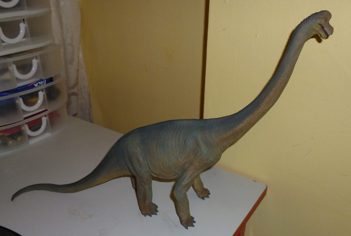 Brachiosaurus Oldies Kinto Favorite