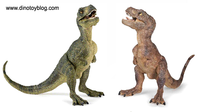 Papo T. rex  babies, new for 2012