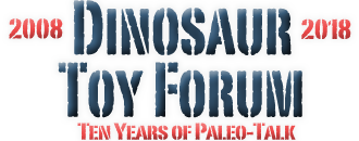 Dinosaur Toy Forum