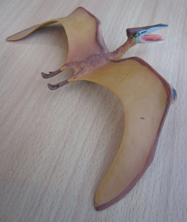 Quetzalcoatlus carnegie collection safaril ltd