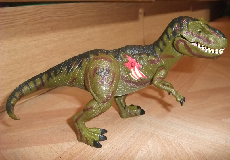 trex hasbro jp3 jungle