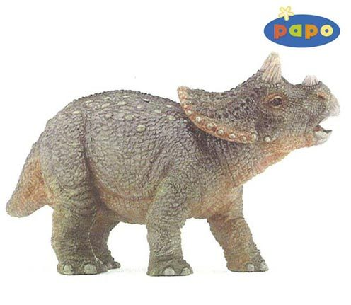 Triceratops baby Papo New for 2014