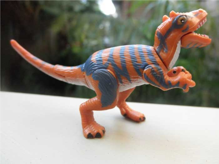 Allosaurus Lost Kindgdoms Series A Yowie