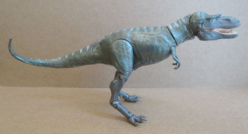 gorgon walking with dinosaurs 3d movie figure loose
