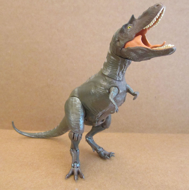gorgon walking with dinosaurs 3d figure