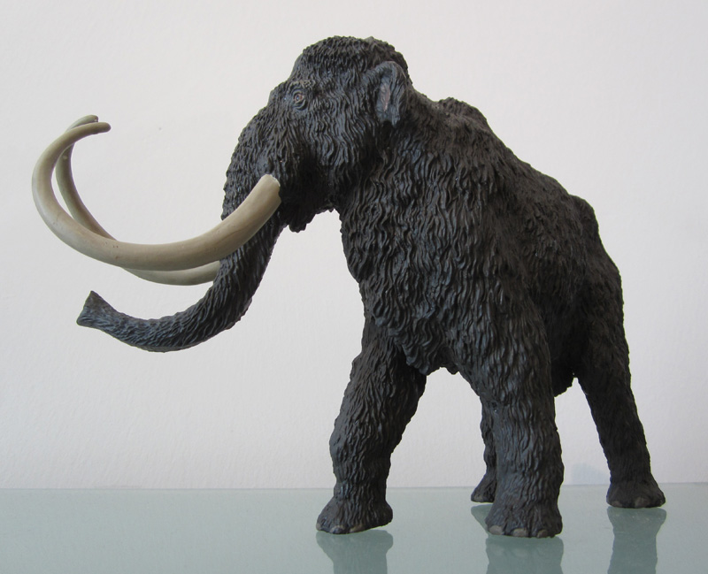 Wooly Mammoth Carnegie Collection by Safari Ltd