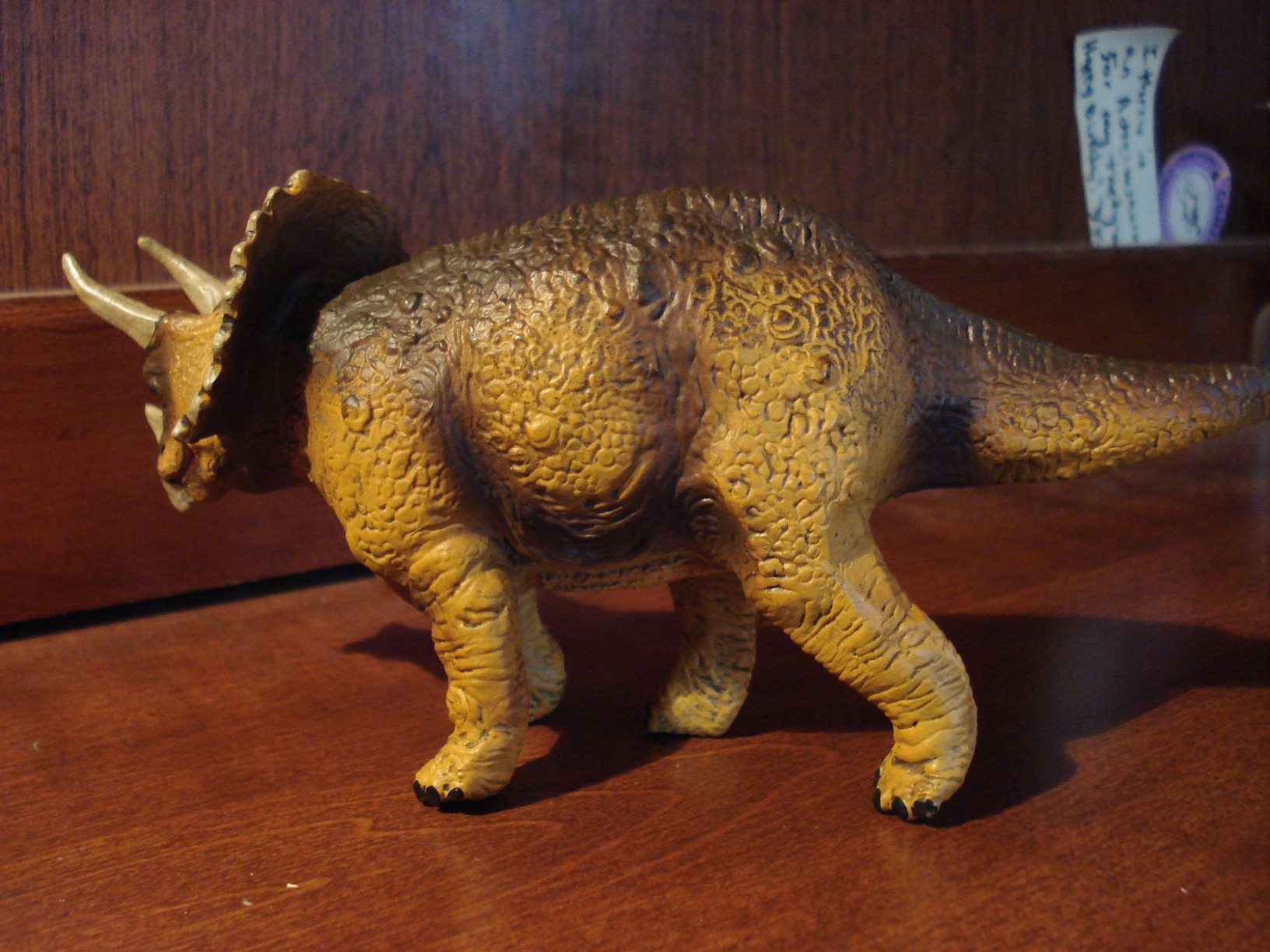 Triceratops (Carnegie Collection by Safari ltd)