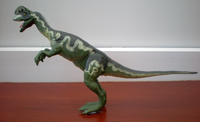 Dilophosaurus (other one) (Jurassic Park by Kenner)