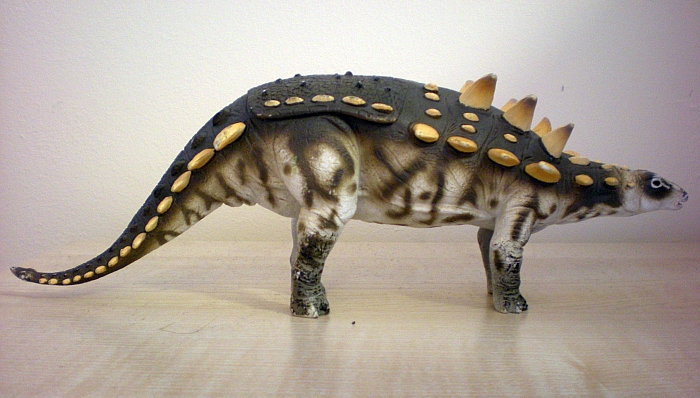 Polacanthus walking with dinosaurs