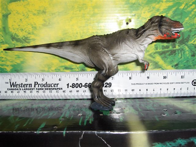 Tyrannosaurus rex (Walking with Dinosaurs collection, by ... Walking With Dinosaurs Allosaurus Toy