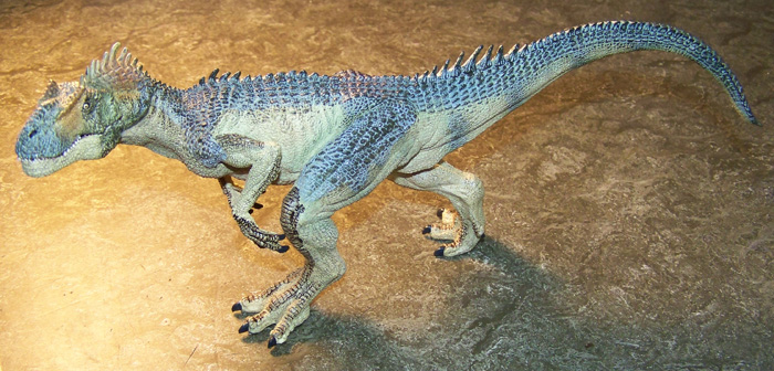 Allosaurus (Papo) (Review) | Dinosaur Toy Blog Walking With Dinosaurs Allosaurus Toy