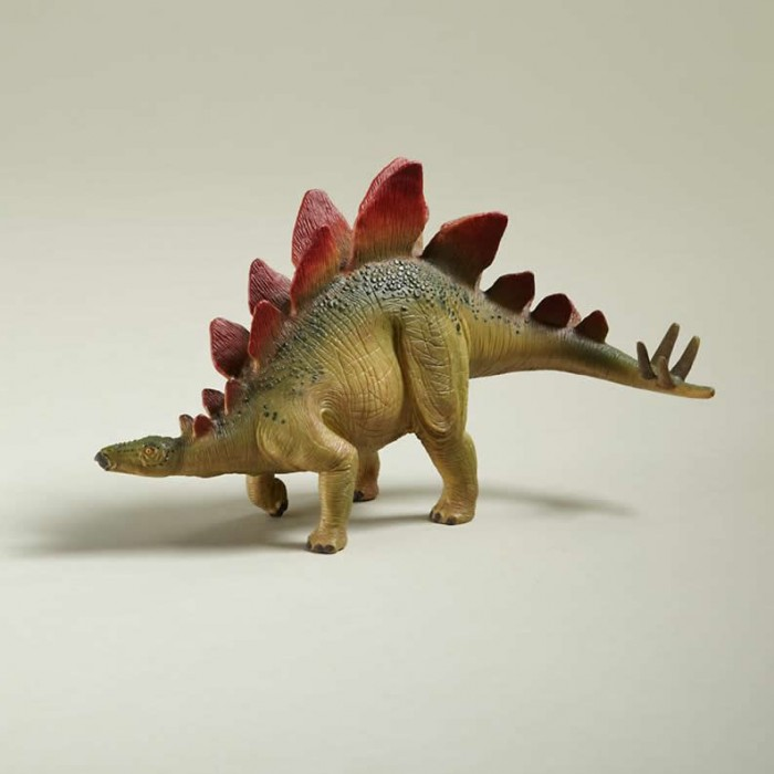 schleich_stegosaurus_2007_Replica Saurus-Out of production