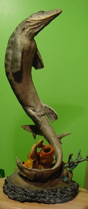 mosasaur by sideshow dinosauria dinosaur toy blog