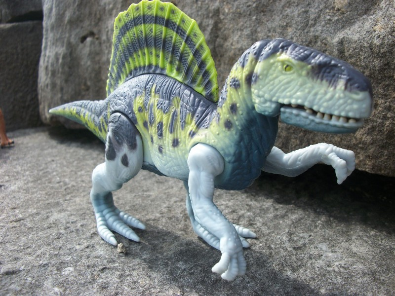 Spinosaurus (The Lost World: Jurassic Park by Kenner ...