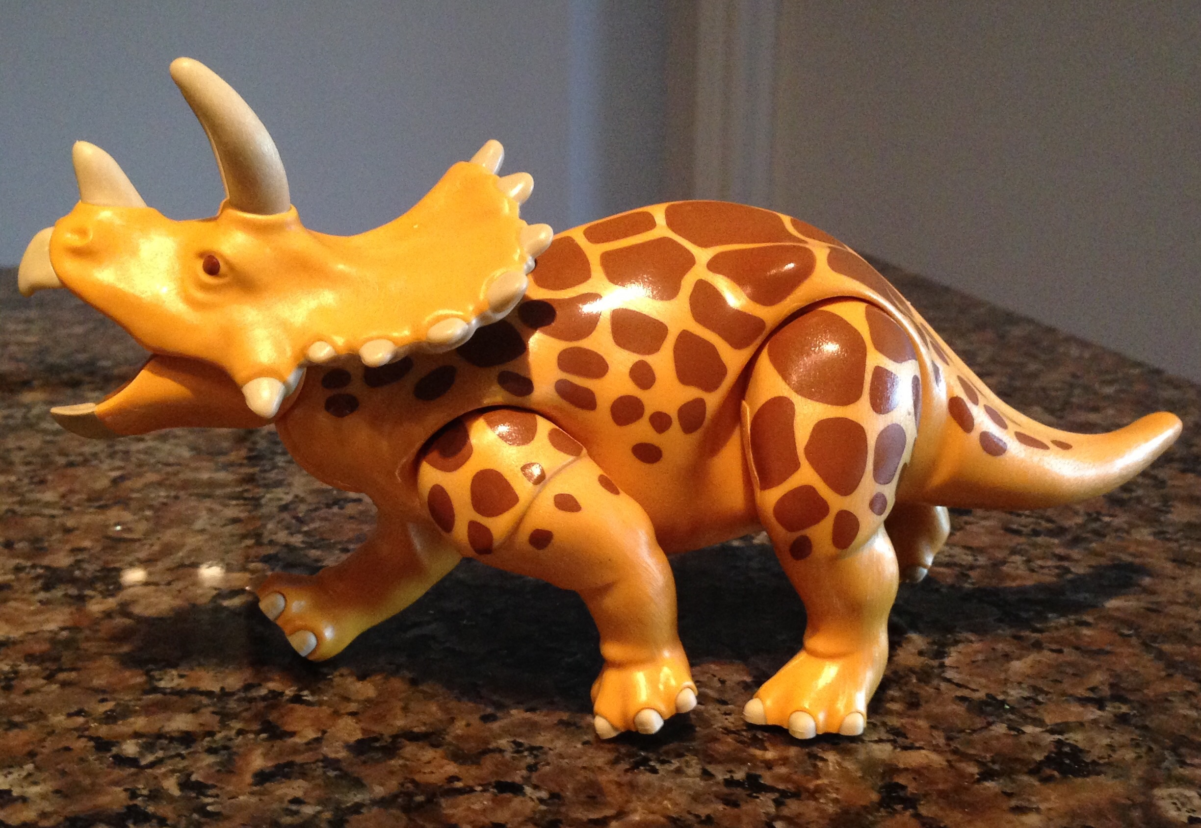 Triceratops playmobil dinosaur toy blog - Dinosaur playmobile ...