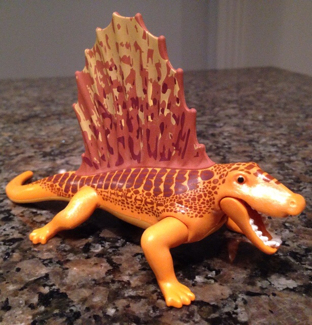 Dimetrodon playmobil dinosaur toy blog - Dinosaur playmobile ...