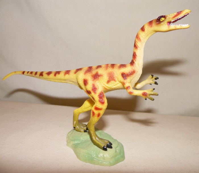 Coelophysis (Jurassic Hunters By Geoworld)