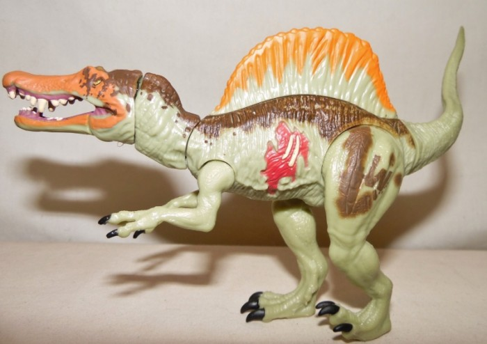 Jurassic World Spinosaurus Toy 62290 | NOTEFOLIO