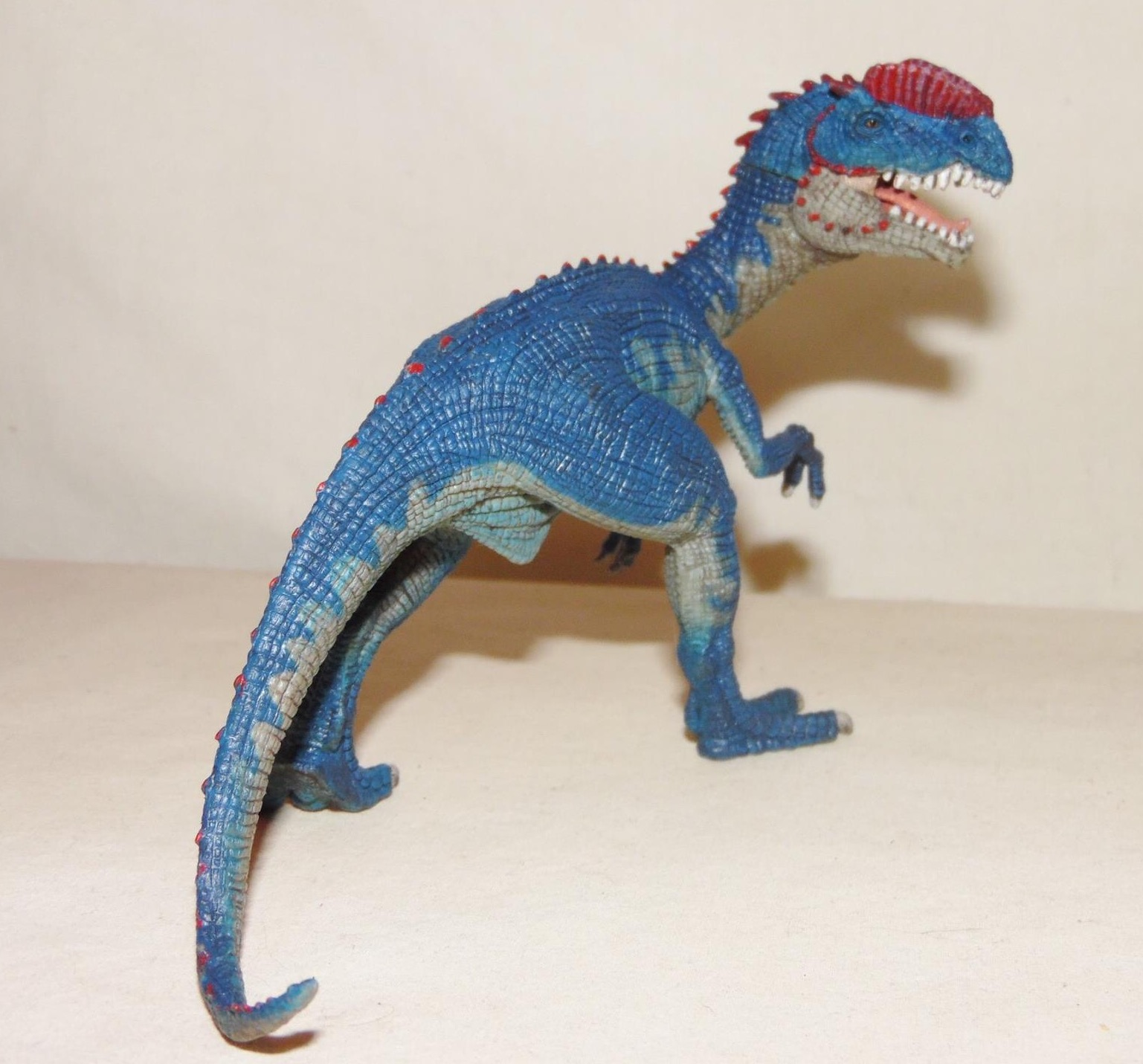 Dinosaurs Toys Collection : Dilophosaurus the first giants by schleich dinosaur