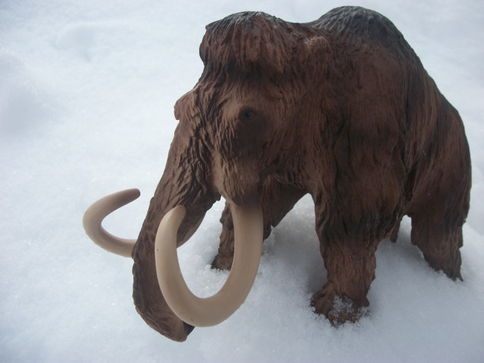 wooly mammoth by silentravyn - photo #18