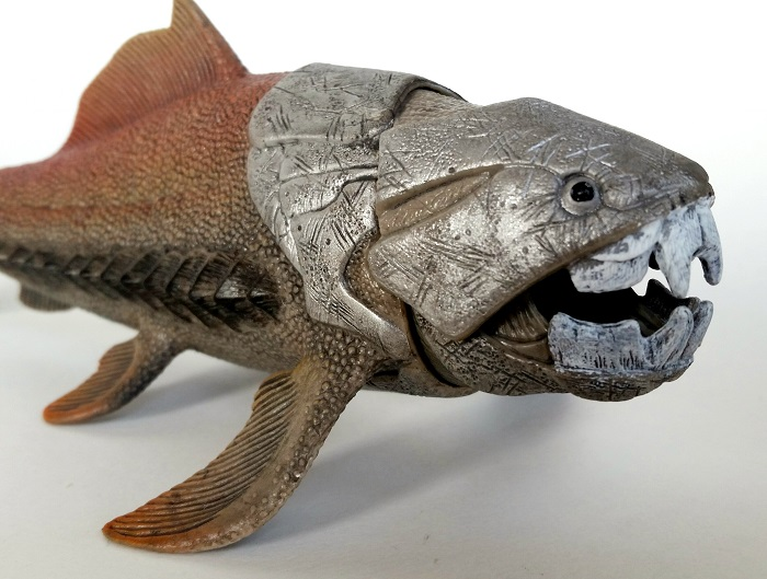 Prehistoric Animals Toys : Dunkleosteus the first giants by schleich dinosaur toy